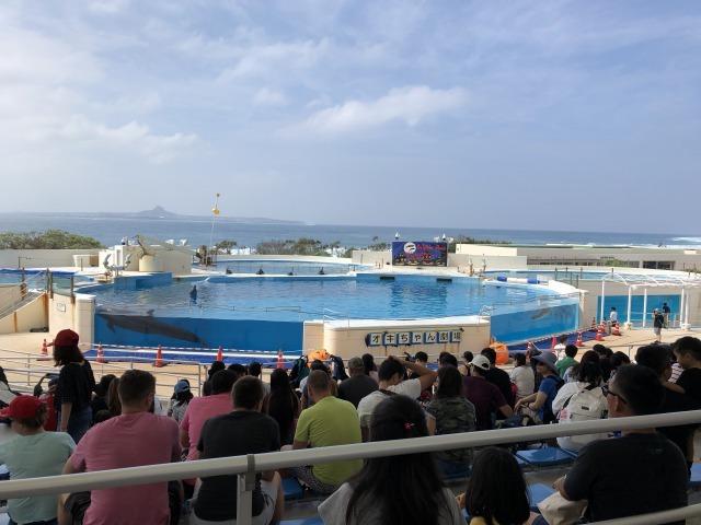 オキちゃんショー2観客